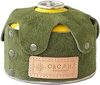 C&C.P.H.EQUIPEMENT OD缶CASE 250g [CEV1702] オリーブ