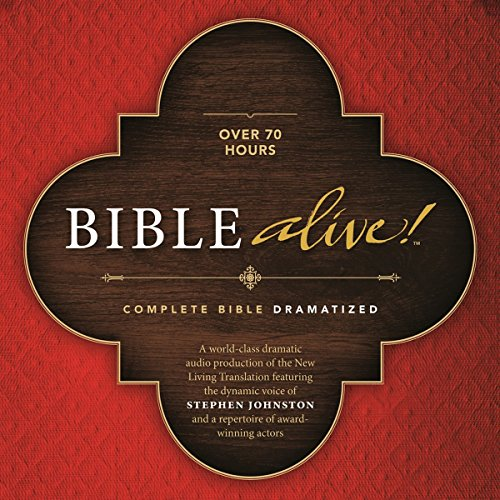 Bible Alive! cover art