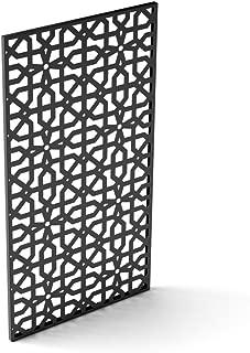 Veradek Parilla Screen Panel - Black