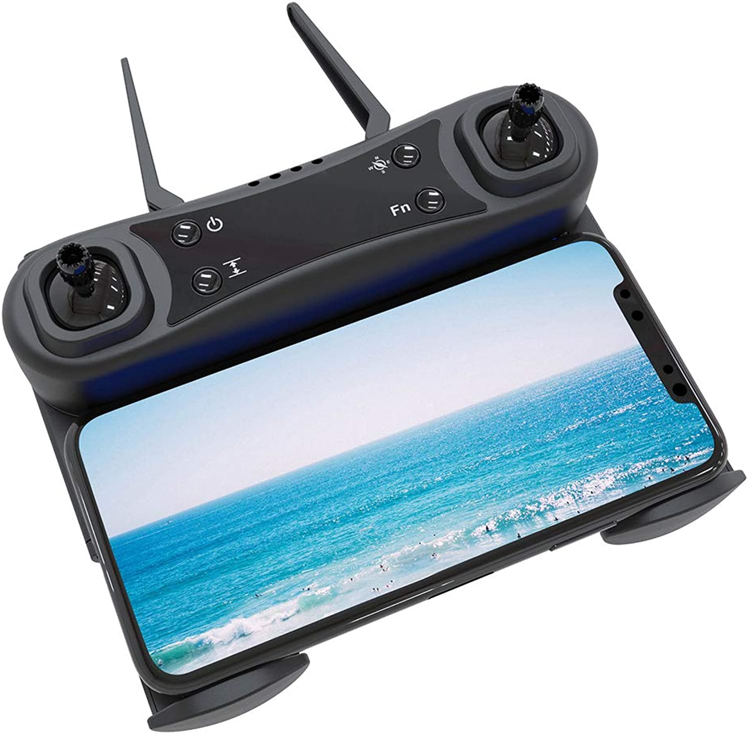 Ganquer Foldable Camera Altitude Hold Gift Kids Quadcopter Toy Remote Control FourAxis(4K)