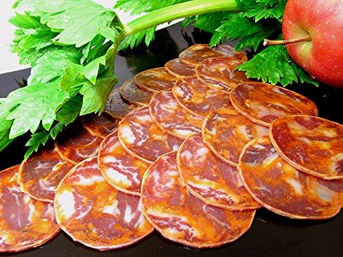 イベリコ豚専門店スエヒロ家 イベリコ豚熟成生サラミ チョリソー 1パック90g