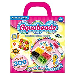 Aquabeads are safe educational stocking stuffers for young artists!