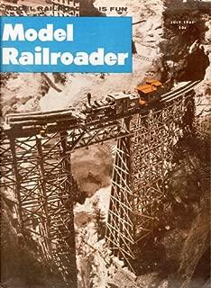 Model Railroader Magazine, July 1961 (Vol. 28, No. 7)