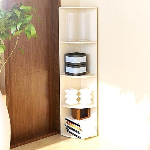 MENA Home einfache Ecke kabinett spinde (Farbe   Beige)