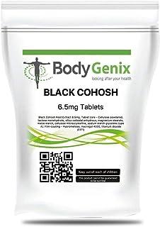 Bodygenix Black Cohosh supplement | tablets for pre-