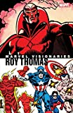 Marvel Visionaries: Roy Thomas (English Edition)