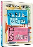 Coatro Bodas y Pico + Violines y Trompetas DVD