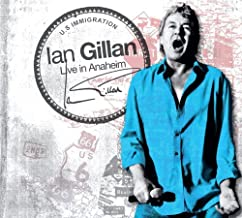 Live in Anaheim by Ian Gillan (2011-06-07)