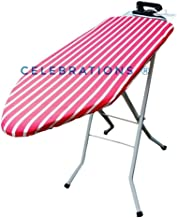 Celebrations Home Utility Easypress Ironing Board - King Size (L: 53, W: 16, H: 35 Inchs)