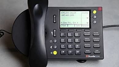 ShoreTel IP Phone 230G Black (Renewed) photo