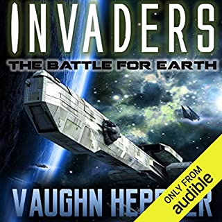 Invaders                   By:                                                                                                                                 Vaughn Heppner                               Narrated by:                                                                                                                                 Christian Rummel                      Length: 9 hrs and 58 mins     37 ratings     Overall 4.4