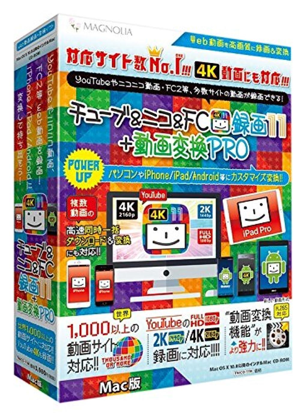 行商人専門知識ドットチューブ&ニコ&FC録画11+動画変換PRO Mac版