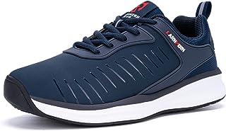 LARNMERN PLUS Laufschuhe Herren Damen Sportschuhe Atmungsaktiv Turnschuhe Straßenlaufschuhe Sneaker Joggingschuhe Walkings...