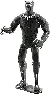 Fascinations Metal Earth Marvel Black Panther 3D Metal Model Kit