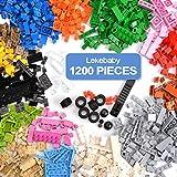 GARUNK 1500 Pieces Building Bricks for Kids,...