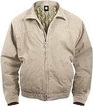 Rothco Men's 3 Season Concealed Carry Jacket (Khaki, 2XLarge)