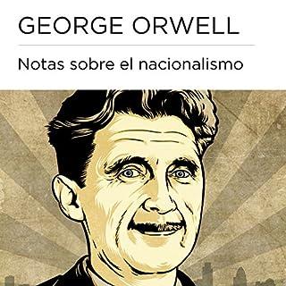 Notas sobre el nacionalismo [Notes on Nationalism] cover art