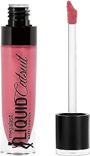 wet n wild Megalast Liquid Catsuit Lipstick, Pink Really Hard, 6 Gram