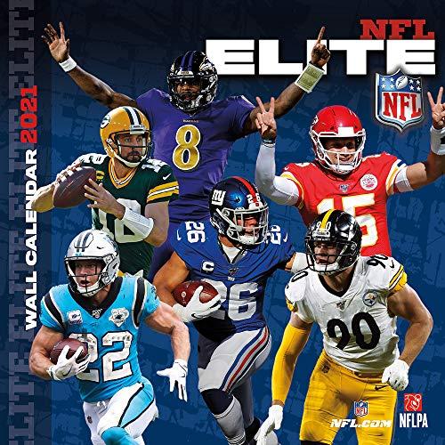 NFL Elite 2021 Calendarの詳細を見る
