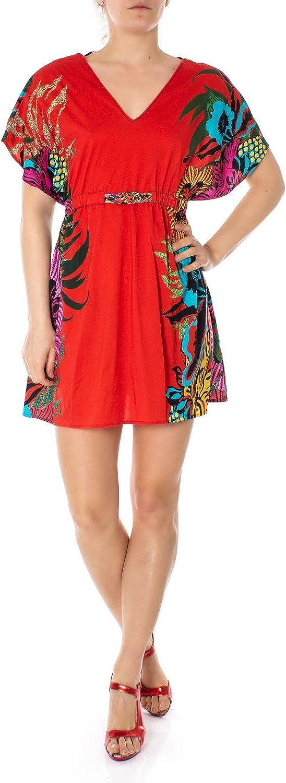 Desigual Short Dresses Woman Vest Valeria 19SWMK51