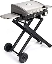 Cuisinart CGG-240 All Foods Roll-Away Gas Grill, Stainless Steel (Renewed)