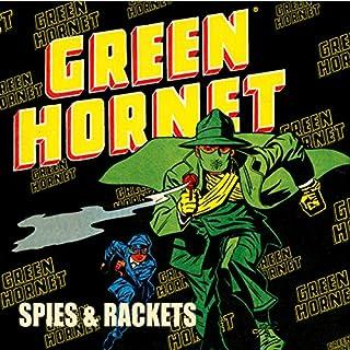Green Hornet: Spies & Rackets cover art