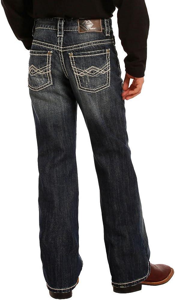 Panhandle Slim service Over item handling Boys BB Dark Jeans Wash Denim 12