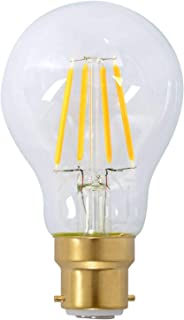 Beacon Lighting GE 3.7W Heritage LED BC GLS Globe in Warm White
