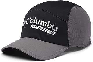 Columbia Men's Montrail Running Hat, Moisture Wicking
