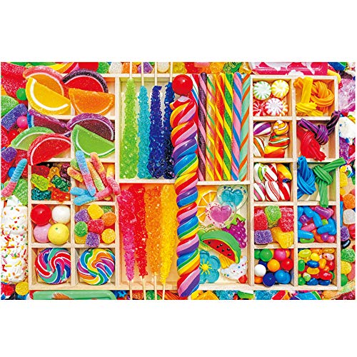 03 defway Jigsaw Puzzles for Adults 1000 Pieces Wooden Puzzles Sets Free Time to Relax for Family 75*50cm