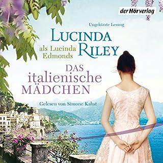 Das italienische Mädchen                   Autor:                                                                                                                                 Lucinda Riley                               Sprecher:                                                                                                                                 Simone Kabst                      Spieldauer: 14 Std. und 42 Min.     759 Bewertungen     Gesamt 4,5