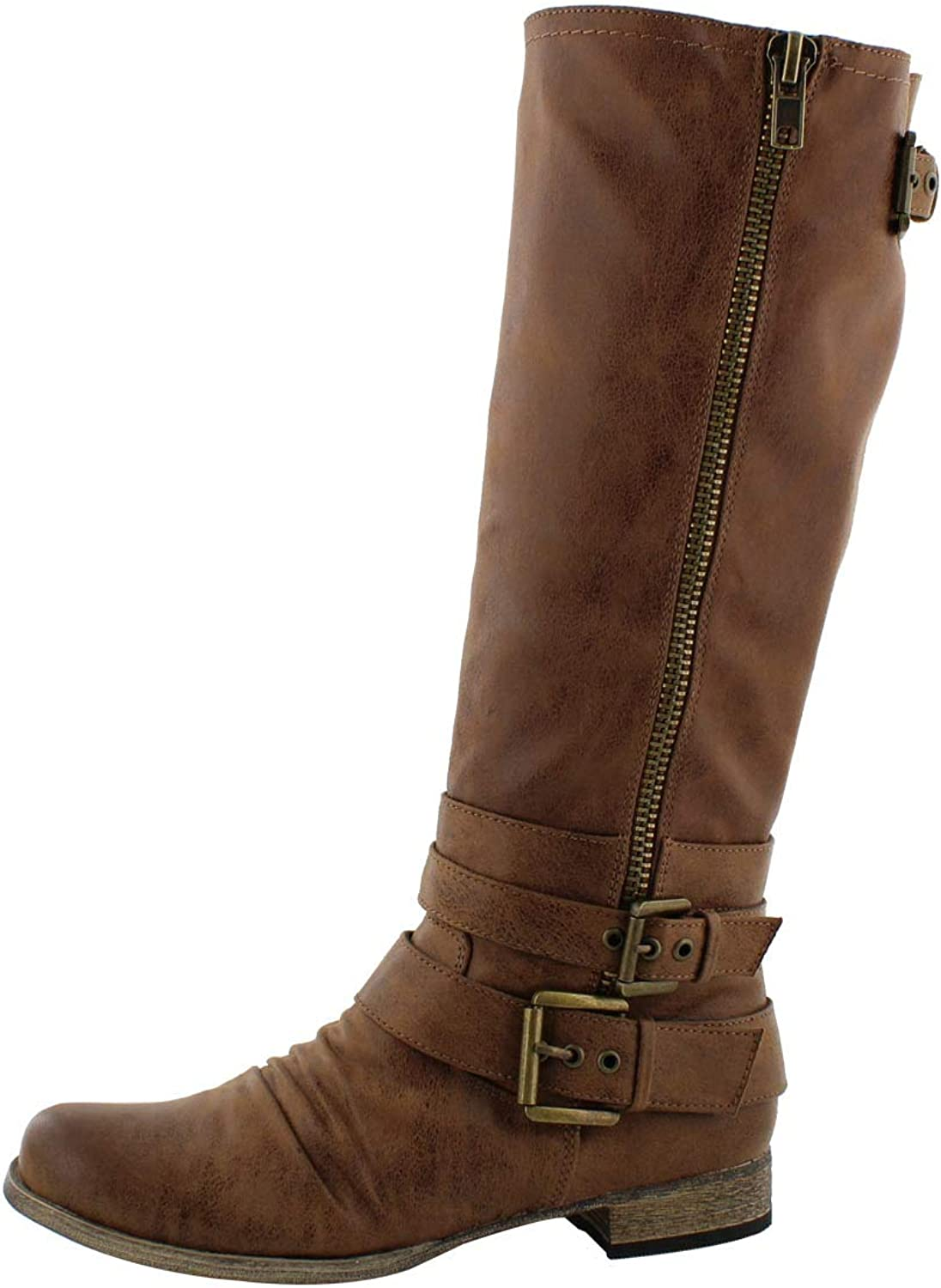 SoftMoc Women's Triss Riding Boot