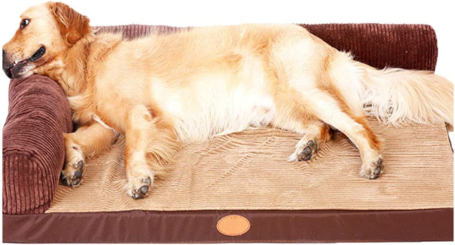 Dog beds Many Sizes Eases Pet Arthritis \u0026 Hip Dysplasia Pain Therapeutic Supportive, CL60W45cm 24  18in