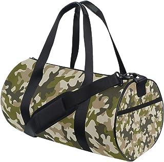 Ahomy Schultertasche, Camouflage, leicht, Segeltuch, Reisetasche