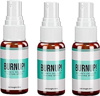 ZHBB Burn Up Ultimate Cellulite Verwarming Spray Fat Burner Afslanken Spray Vet Oplosbare Spray Geschikt voor het afslanke...