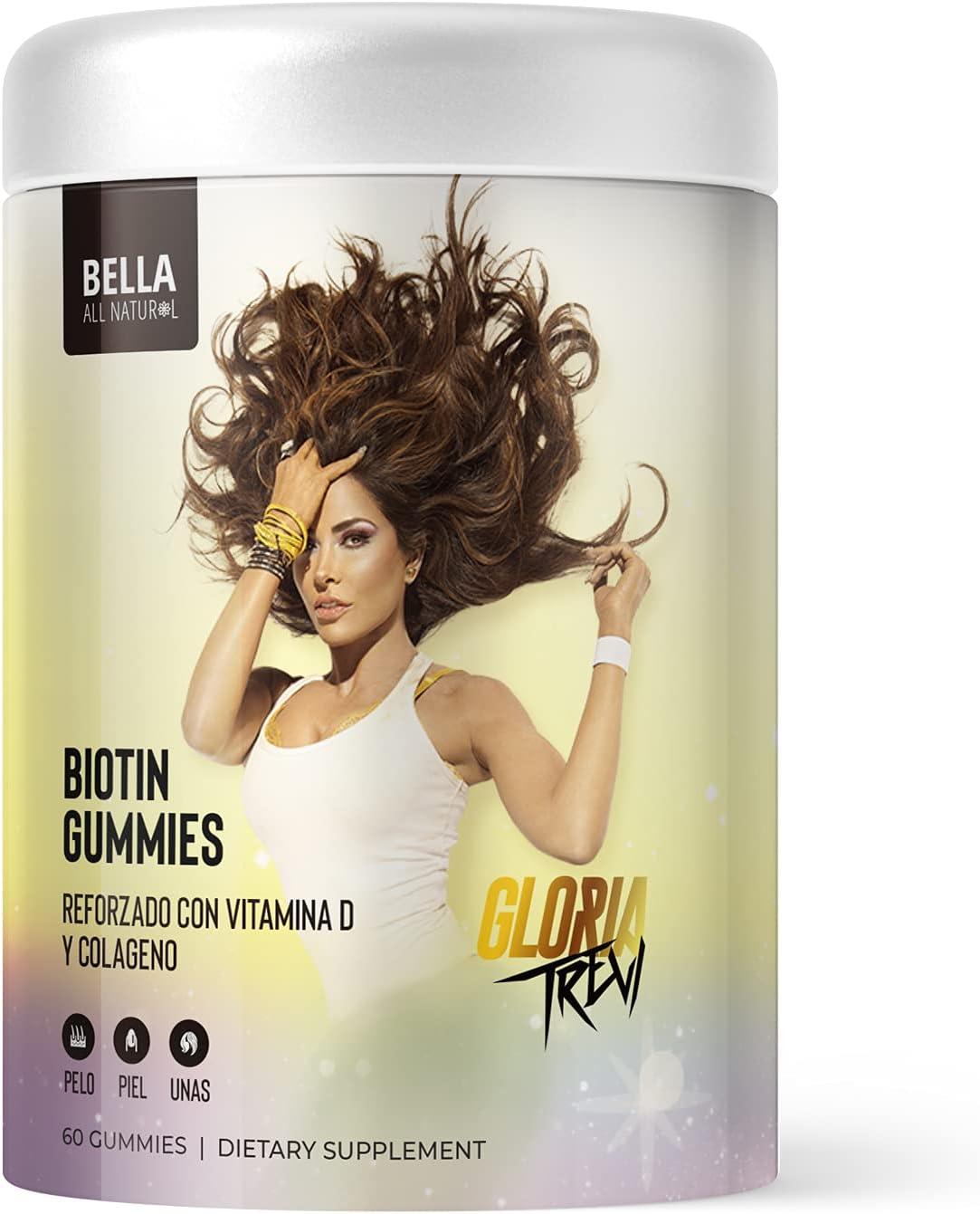 Bella All Natural Gloria Trevi Gummies Vi Skin Ranking TOP20 Nails Hair Selling rankings - and