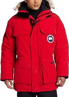 Canada_Goose Men's Expedition Parka Coat Down