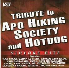 Tribute to Apo Hiking Society & Hotdog Videoke Hits (Video CD Karaoke)