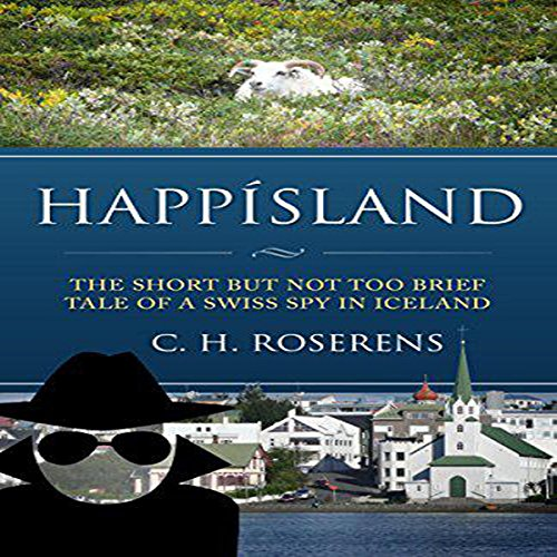 Happísland:  By  cover art