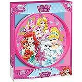 Pendule Horloge Princesse Disney Palace Pets Decoration chambre enfant Fille...