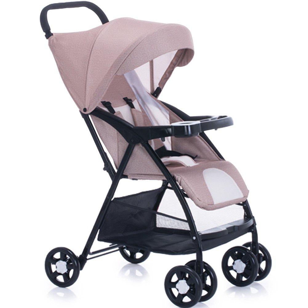 OLizee Foldable Pushchair Lightweight Stroller