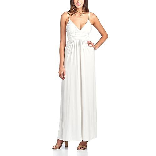 47c63125f80 Beachcoco Women s Sweetheart Maxi Dress
