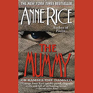 The Mummy or Ramses the Damned audiobook cover art