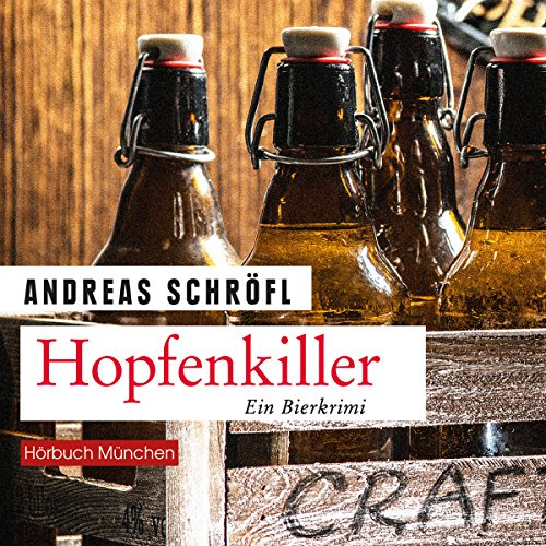 Hopfenkiller audiobook cover art