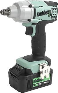Kielder KWT-002-03WL 18v Cordless Impact Wrench 1 x 4.0Ah Li-ion Battery with Worklight