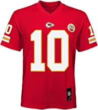 Outerstuff Tyreek Hill Kansas City Chiefs NFL Youth 8-20 Red Home Mid-Tier Jersey