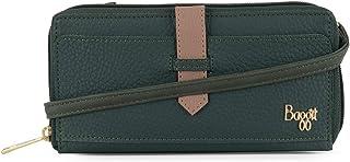 Baggit Spring/Summer 2020 Faux Leather Women's Ziparound Wallet (Green) (Marli)