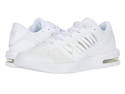 Nike NikeCourt Air Max Vapor Wing MS (White/White/Pink Foam/Black) Women