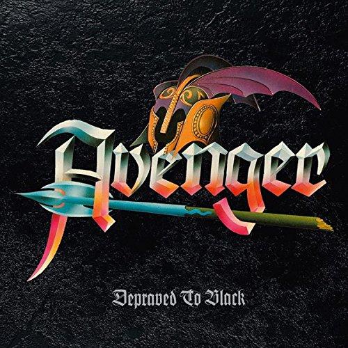 Avenger: Depraved to Black [Vinyl LP] (Vinyl)