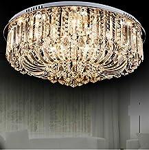 GOWE Fashion Design Modern Raindrop Crystal Chandelier Lighting Fixture LED Ceiling Lamp